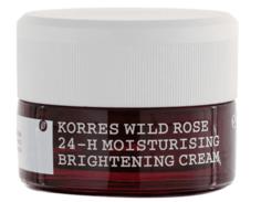 Korres, Увлажняющий крем 24 часа с дикой розой для нормальной и сухой кожи, 40 мл
