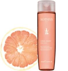 Sothys, Тоник для нормальной и комбинированной кожи с экстрактом грейпфрута, 200 мл
