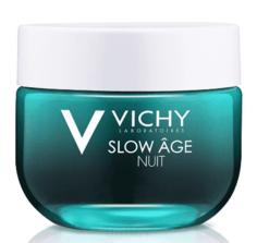 Vichy, Оксигенерирующая ночная крем-маска Slow Age, 50 мл