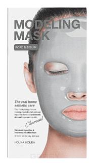 Holika Holika, Modeling Mask Charcoal Альгинатная маска для лица, с углем, 200 г (8 применений) Холика Холика