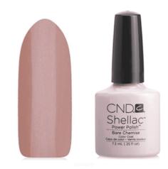 CND (Creative Nail Design), Гель-лак UV Shellac шеллак (58 оттенков) Intimates Bare Chemise