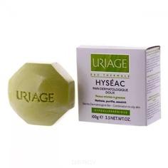 Uriage, Дерматологическое мыло Hyseac, 100 гр