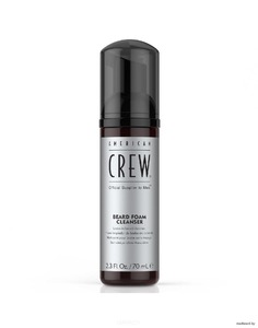 American Crew, Очищающее средство для бороды Beard Foam, 70 мл