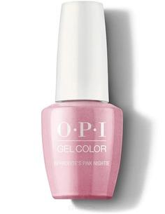 OPI, Гель-лак GelColor, 15 мл (229 цветов) Aphrodites Pink Nightie / Iconic