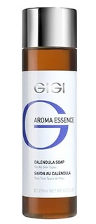 GiGi, Мыло для всех типов кожи Календула Aroma Essence Soap Calendula For All Skin, 250 мл