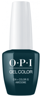 OPI, Гель-лак GelColor, 15 мл (229 цветов) CIA= Color Is Awesome / Classics