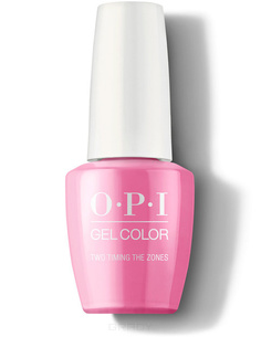 OPI, Гель-лак GelColor, 15 мл (229 цветов) Two Timings The Zones / Classics