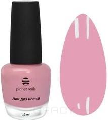 Planet Nails, Лак для ногтей с эффектом гелевого покрытия, 12 мл (36 оттенков) 893