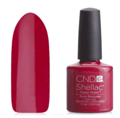 CND (Creative Nail Design), Гель-лак UV Shellac шеллак (58 оттенков) Modern Folklore Rose Brocade