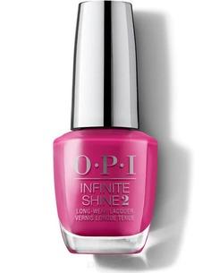 OPI, Лак с преимуществом геля Infinite Shine, 15 мл (208 цветов) Hurry-juku Get This Color! / Tokyo