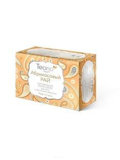 """Teana, Натуральное мыло-скраб для тела """"Абрикосовый рай"""", для всех типов кожи, с косточками абрикоса, 100 гр"""