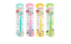 Splat, Зубная щетка детская Kids 2-8 лет (4 цвета)
