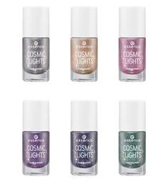 Essence, Лак для ногтей Cosmic Lights, 8 мл (5 оттенков), №03, розовый