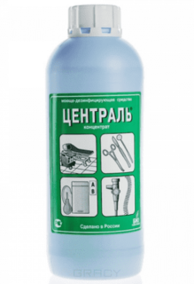 Igrobeauty, Средство для стерилизации Централь (жидкий концентрат, дезинфекция в ЛПУ)