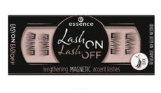 Essence, Накладные ресницы на магнитах Lash On Lash Off (2 варианта), №02 Going Gaga Over Lengths!
