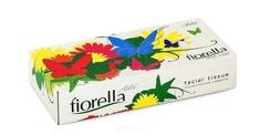 Igrobeauty, Салфетки бумажные двухслойные, Fiorella, 100 шт