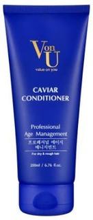 Von U, Кондиционер для волос с икрой Caviar Conditioner, 200 мл