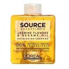 LOreal Professionnel, Шампунь питательный для сухих волос Source Essentielle Nourishing Shampoo, 1,5 л
