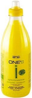 Dikson, Балансирующий шампунь с октопероксом для жирных волос и против перхоти Ones Sampoo Iginizzante, 1 л