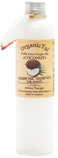 "Organic Tai, Масло для основного ухода за кожей, волосами и для массажа Pure Extra Virgin Oil ""Coconut"", 120 мл"