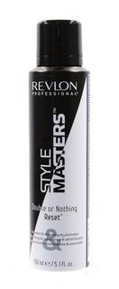 Revlon, Сухой шампунь, освежающий прическу и придающий объем волосам Style Masters Double Or Nothing Dorn Reset, 150 мл