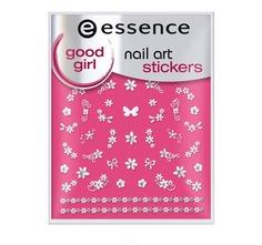 Essence, Наклейки для ногтей №03 Цветочки