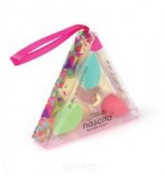 Nachita, Набор из 3-х спонжей для макияжа Ultra Soft Concealer Sponge (417384)