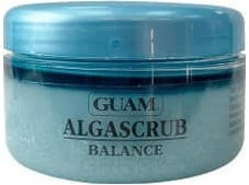Guam, Скраб с эфирными маслами Баланс и Восстановление Algascrub, 300 мл