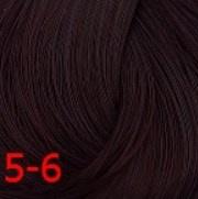Estel, De Luxe Крем-краска для волос Базовые оттенки Эстель Cream, 60 мл (151 оттенок) 5/6 Светлый шатен фиолетовый
