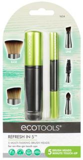 Ecotools, Набор кистей для макияжа Refresh in 5