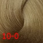 Estel, De Luxe Крем-краска для волос Базовые оттенки Эстель Cream, 60 мл (151 оттенок) 10/0 Светлый блондин