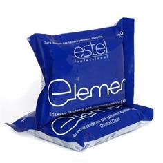 Estel, M'Use Салфетки влажные для удаления краски с кожи Эстель, 20 шт/уп
