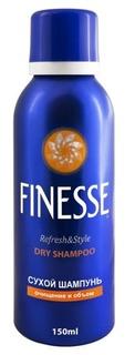 Finesse, Сухой шампунь для волос, 150 мл