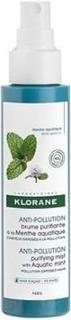 Klorane, Освежающая дымка для волос с экстрактом водной мяты Mint, 100 мл