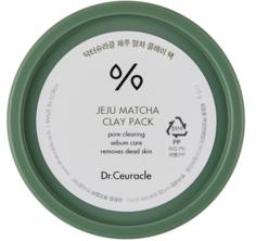 Dr.Ceuracle, Очищающая глиняная маска для лица с матчей Matcha Clay Pack, 115 г