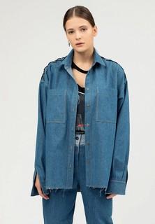 Рубашка джинсовая Polunina