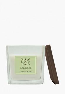 Свеча ароматическая Ambientair Зеленый чай и лайм