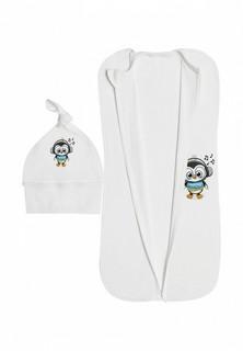 Комплект Роскошь с пеленок Пингвиненок