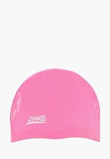 Шапочка для плавания Zoggs Easy-Fit Silicone Cap
