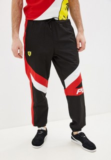 Брюки спортивные PUMA Ferrari Energy Woven Pants