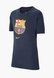 Футболка Nike FCB B NK TEE EVERGREEN CRST 2