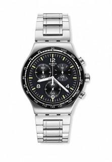 Часы Swatch NIGHT FLIGHT (YVS444G)