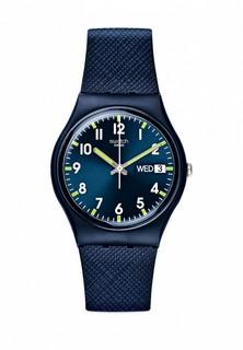 Часы Swatch SIR BLUE (GN718)