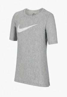 Футболка спортивная Nike B NK CORE SS PERF TOP HTHR