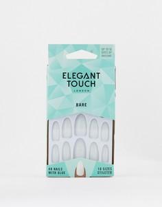 Накладные ногти Elegant Touch Totally Bare Stiletto-Очистить
