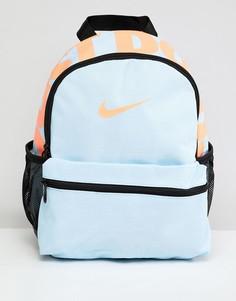 Синий мини-рюкзак с логотипом Nike Just Do It