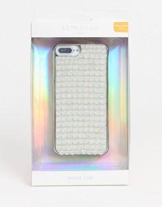 Чехол для iphone PLUS 6/6S/7/8 от Skinnydip-Белый