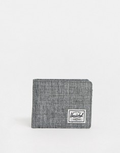 Бумажник с карманом для монет и RFID-меткой Herschel Supply Co Roy-Серый