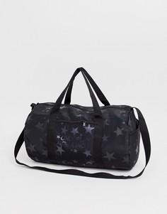 Черная сумка дафл с логотипом Only Рlay Ayla-Черный
