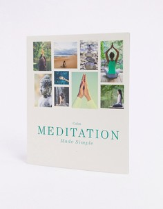 "Книга ""Made Simple: Meditation\""-Мульти Allsorted"
